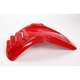 Red Louvered ATV Front Fender - 120302