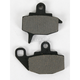 Front Long-Life Sintered R Brake Pads - FA130X