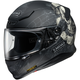 Black/White/Gray RF-1200 Brigand TC-5 Helmet