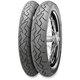 Rear Classic Attack 110/90VR-18 Blackwall Tire - 02441840000