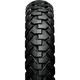 Rear GP-110 Dual Sport 120/80S-18 Tire - 102673