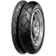 Front Trail Attack 2 120/70ZR-17 Blackwall Tire - 02442960000