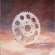 Chrome Rear Wheel Sprocket w/49 Teeth - 1210-0607