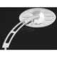 Pro Street Cut Out Oval Head Mirror - 102640
