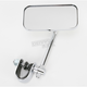 Chrome Universal Rectangular Mirror - 20-34822