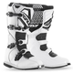 White Maverik Boots