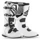 White Maverik Boots