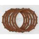 Organic Clutch Plate Kit - 1131-0426
