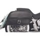 Extra Jumbo Midnight Express Drifter Slant Throw-Over Saddlebags - X02-02-053