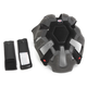 Black Top Pad Set for Moto-9 Flex Helmets