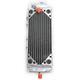Left X-Braced Aluminum Radiator - MMDBKX250F06LX