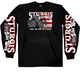 Black Sturgis King N Queen Long Sleeve Shirt