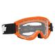 Orange Breakaway Goggle w/Clear Lens - 323291462100
