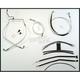 Sterling Chromite II Designer Series Handlebar Installation Kit for use w/12 in.-14 in. Ape Hangers (Non-ABS) - 387541