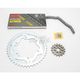 525XSO Chain and Sprocket Kit - 3066-970W