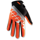 Orange Ridefit Slant Gloves
