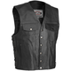 Frontier Leather Vest