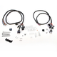 Chrome L.E.D. Handlebar Switch Wiring Kit - 12023
