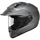 Deep Matte Gray Hornet X2 Helmet