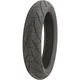 Front F016 Verge 2X 120/60ZR-17 Blackwall Tire