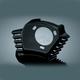 Gloss Black Throttle Servo Motor Cover - 7245