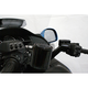 Black Handlebar Switch Mounted Cup Holder - CH800