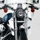 12 1/4 in. Chrome Switchblade Windshield Lowers - N76605