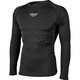 Black Lightweight Base Layer Top