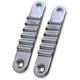 Chrome Front Turn Signal Mount Block-Off Plates - C1305-C