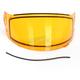 Amber Fuel/Nitro Dual Lens Shield - 15426.30000