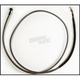 Black Pearl Designer Series Custom 66 in. Hydraulic Clutch Line w/35 Degree Top Angle - 41566