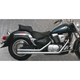 Fat Stakkers 2 1/4 in. Exhaust Systems - 003-1524