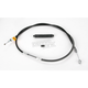 High-Efficiency Black Vinyl Clutch Cables - 101-30-10034HE