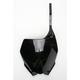 Black Front Number Plate - 2042390001