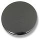 Gloss Black Non-Vented Panhead Gas Cap - 0703-0548