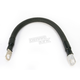 Black 10 in. Battery Cable - BLACK-10