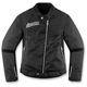 Womens Black Hella2 Jacket