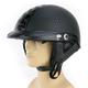 Matte Black/Black Pit Boss Checkers Twin Tone Helmet