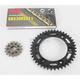 GB530XSO-Z1 Chain and Black Sprocket Kit - 1102-084AK
