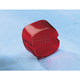Laydown Taillight Lens w/Clear Bottom Window - DS-272037
