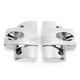 Chrome Spark Plug Covers - 0940-1318