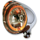 5 3/4 in. Flame Thrower Max Headlight - 1116-0020