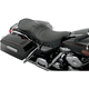 Low-Profile Touring Seat w/Backrest - 0801-0479