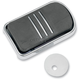 Chrome Streamline Brake Pedal Pad - 1611-0032