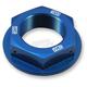 Blue Steering Stem Nut - 24-360