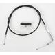 Alternative Length Black Vinyl Throttle Cables - 0650-0404