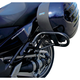 Gloss Black Side Saddlebag Guards - 1400-310P
