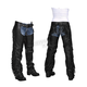 Women's Black Maxie Chaps