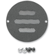 Black 2-Hole Slot Points Cover - 0940-1096