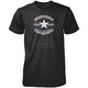 Black Stars and Stripes T-shirt